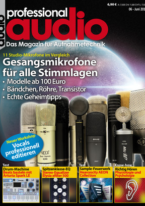Professional audio 06/2013