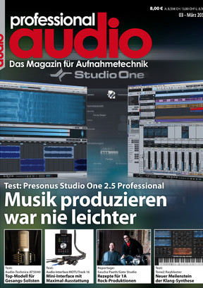 Professional audio 03/2013