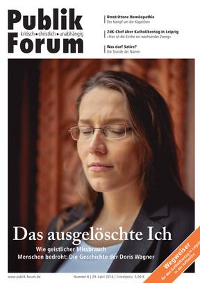 Publik-Forum, 08/2016