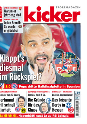 kicker 35/2016