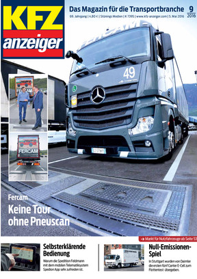 KFZ-Anzeiger 09/2016