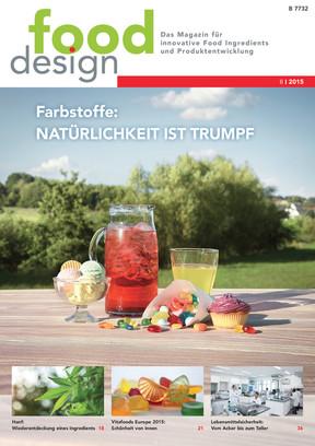 fooddesign Ausgabe 2/2015