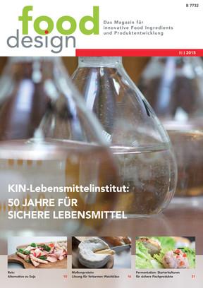 fooddesign Ausgabe 3/2015