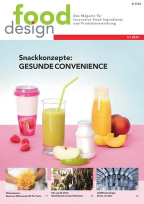 fooddesign ausgabe 4/2013
