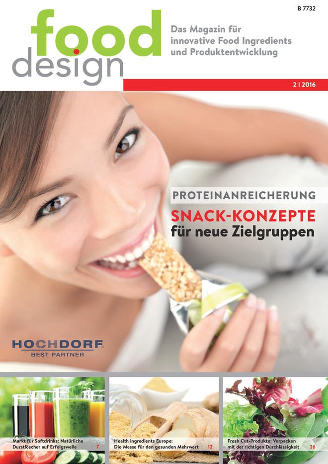 fooddesign Ausgabe 2/2016