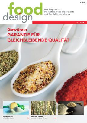 fooddesign ausgabe 4/2014