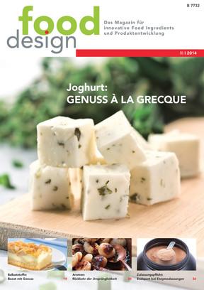 fooddesign Ausgabe 3/2014