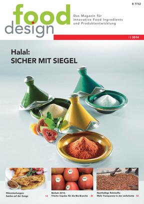 fooddesign Ausgabe 1/2014