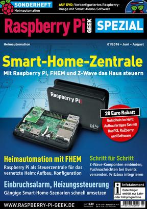 Raspberry Pi Geek Spezial 01/2016 Raspberry Pi Geek