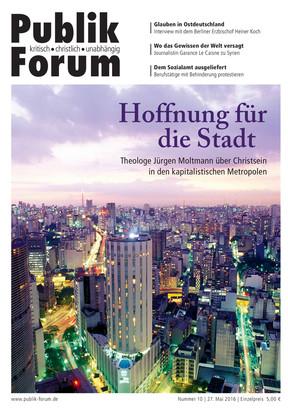 Publik-Forum, 10/2016