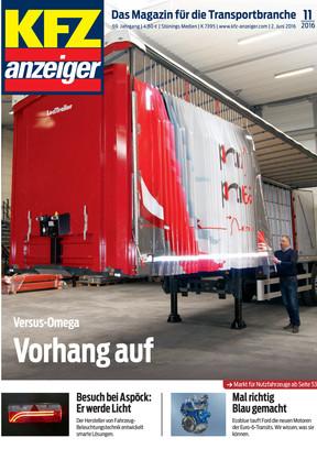 KFZ-Anzeiger 11/2016