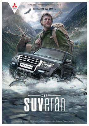 Pajero SUV-Star Sondermodellprospekt 05/2016