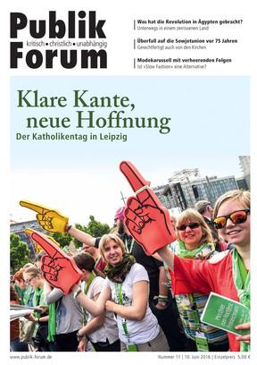 Publik-Forum, 11/2016