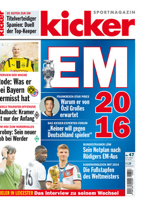 kicker 47/2016