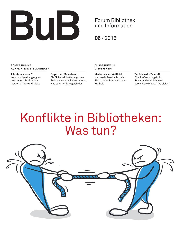 Ausgabe 06/2016 | BuB