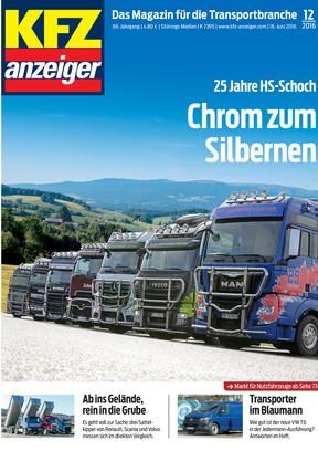 KFZ-Anzeiger 12/2016
