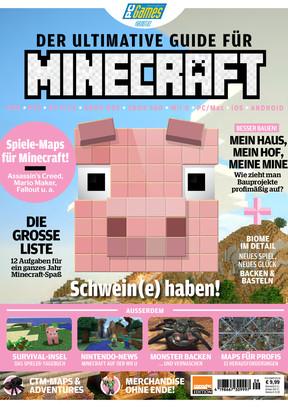 Der ultimative Guide für Minecraft (Nr. 8)