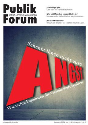 Publik-Forum, 12/2016