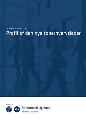 Business Guide - Profil af den nye toperhvervsleder