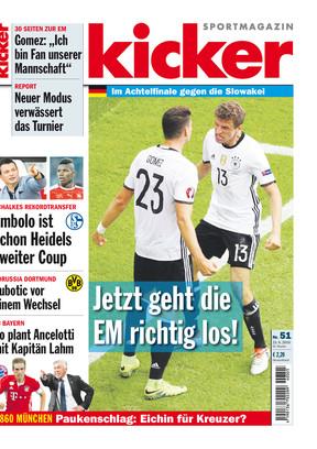 kicker 51/2016