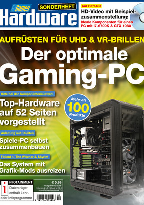 Der optimale Gaming-PC