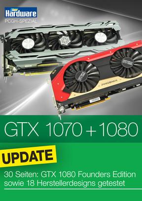 Sonderheft: Geforce GTX 1080 und 1070 [aktualisiert]