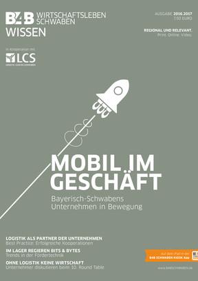 B4B Wirtschaftsleben Schwaben Wissen – Mobil im Geschäft