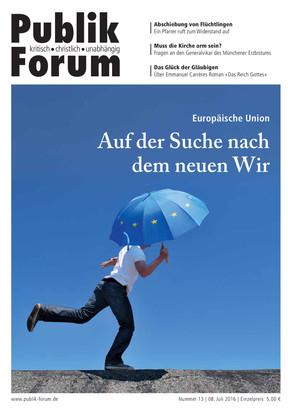 Publik-Forum, 13/2016