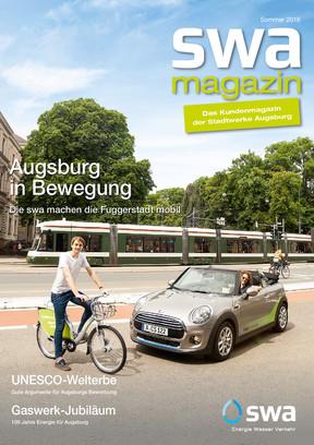 swa Magazin Sommer 2016