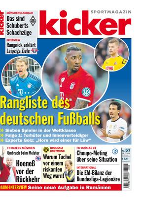 kicker 57/2016