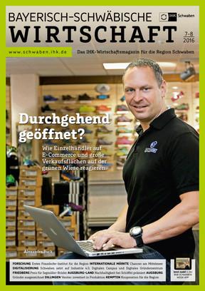 Bayerisch-Schwäbische-Wirtschaft