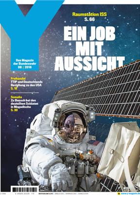 Y-Magazin 08/2016