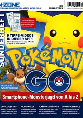 N-ZONE Sonderheft 01/2016 - Pokémon GO