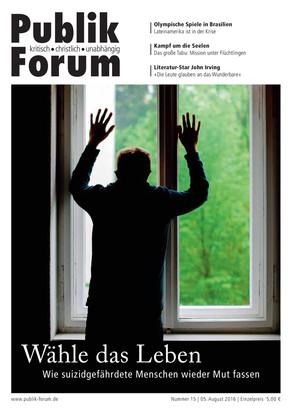 Publik-Forum, 15/2016