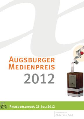 Augsburger Medienpreis 2012