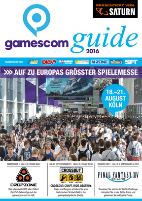 gamescom guide 2016 GA