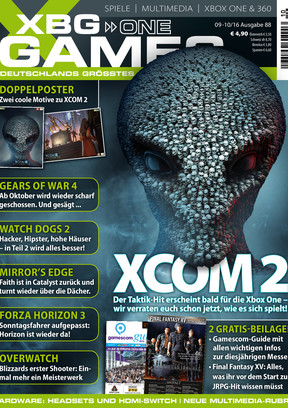 XBG Games 09-10/2016