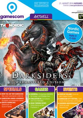 gamescom AKTUELL 04/2016 GA