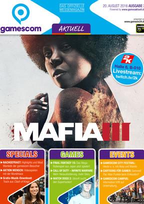 gamescom AKTUELL 03/2016 GA