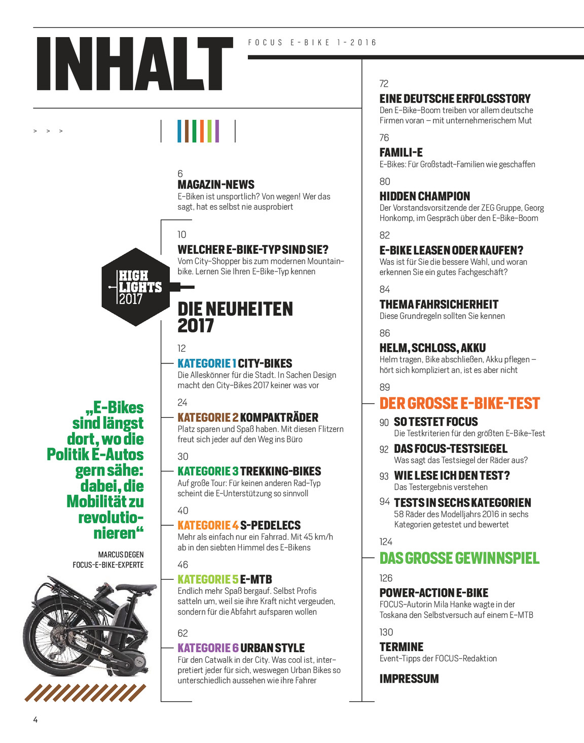 e bike sonderheft focus magazin  ?kategorie=76 #14