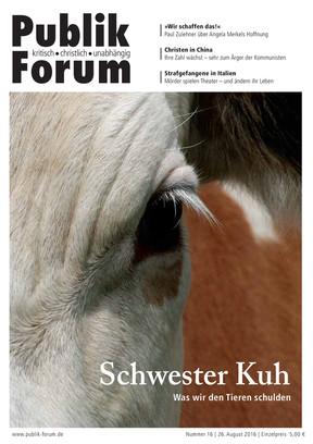 Publik-Forum, 16/2016
