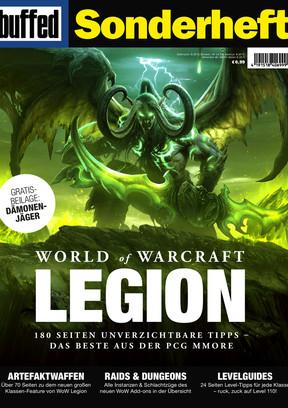"""Buffed Sonderheft """"World of Warcraft: Legion"""""""
