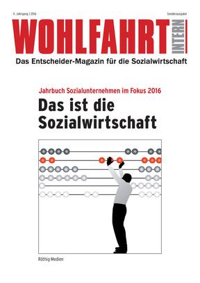 Wohlfahrt Intern 2. Sonderveröffentlichung 2016