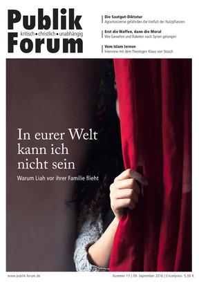 Publik-Forum, 17/2016