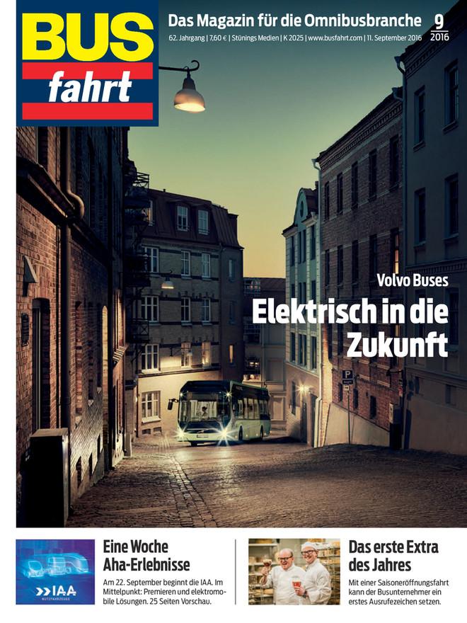 Bus-Fahrt 9/2016