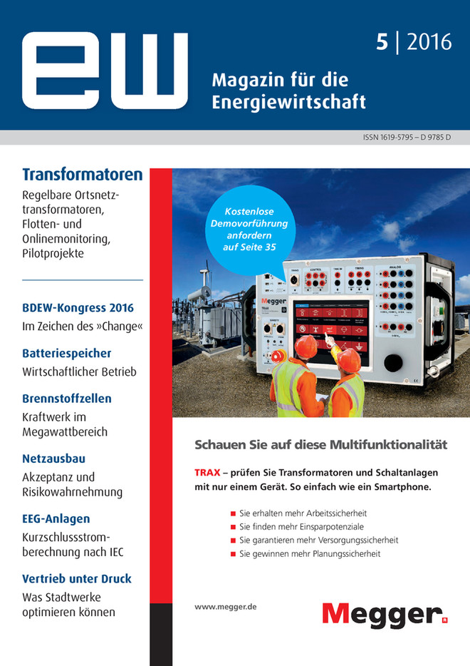 ew-Magazin 5/2016