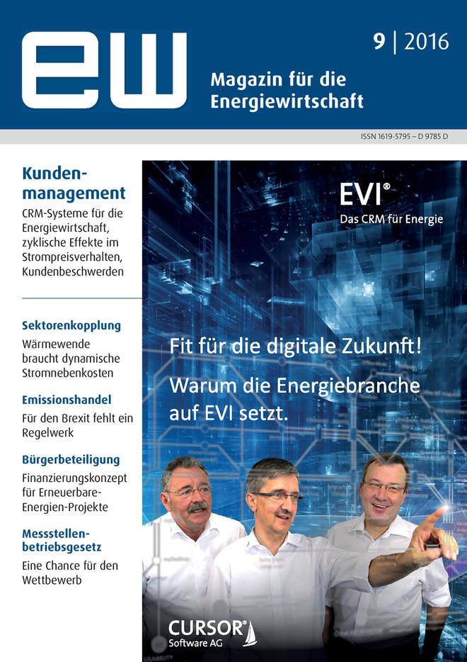 ew-Magazin 9/2016