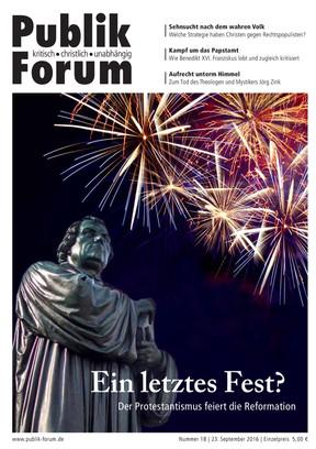 Publik-Forum, 18/2016