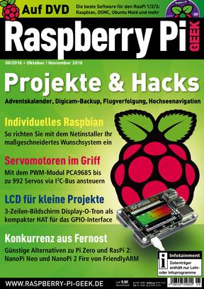 Raspberry Pi Geek 06/2016 Raspberry Pi Geek