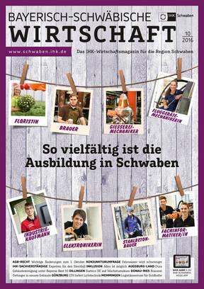 Bayerisch-Schwäbische Wirtschaft